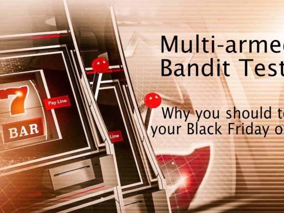 Multi-armed Bandit Tests